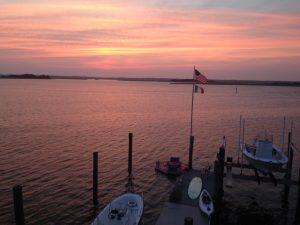 Sunset Lake, Wildwood Crest, NJ