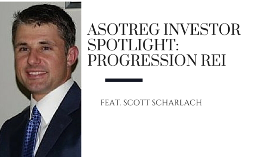 Scott Scharlach on Launching a Value-Focused Retail Investment Firm