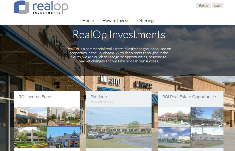 Redesigning your CRE Website? Learn from 9 CRE Investment
