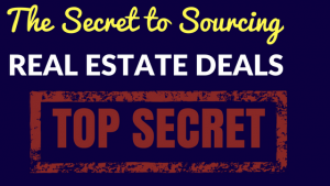 how to source real estate investment opportunities