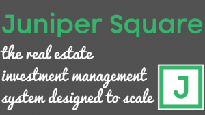 Juniper Square Investor Management Software