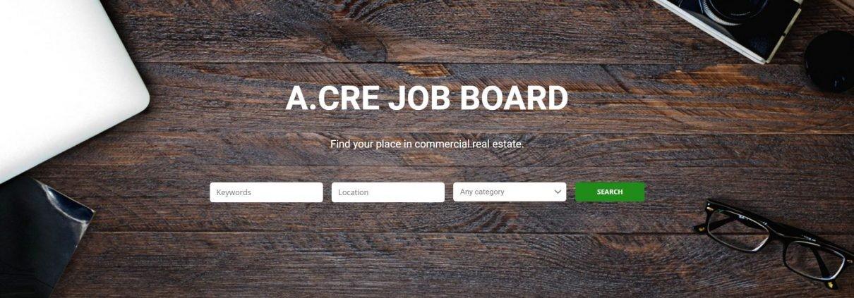 A.CRE Job Board