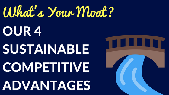 What's Your Moat? 4 Forms of Sustainable Competitive Advantages at Atlas