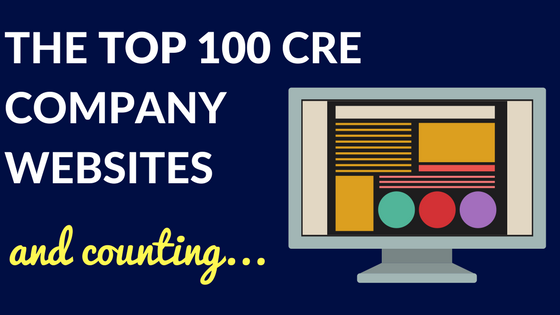 Top 100 Commercial Real Estate Company Websites