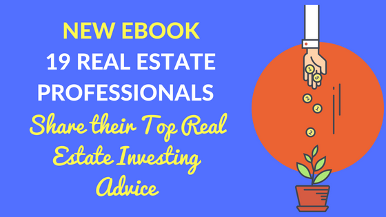 New ASotREG eBook – 19 Real Estate Investors Share their Top Passive Real Estate Investing Tips